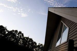 vinyl siding - home front facade
