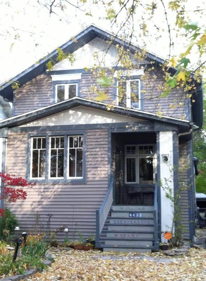 house siding exterior