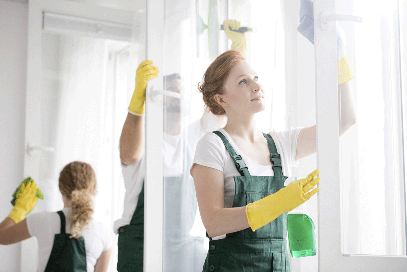 The Best Way To Get Your Windows Spotlessly Clean Mccann